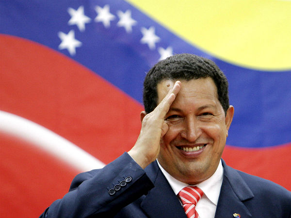 Venezuelan Leader Hugo Chávez Frías dies.