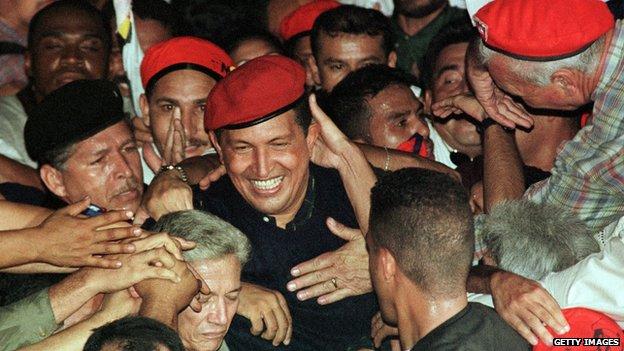 Memorial #03: Hugo Chávez Frias
