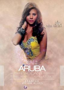 Miss Aruba 2014 - Aranxta 01