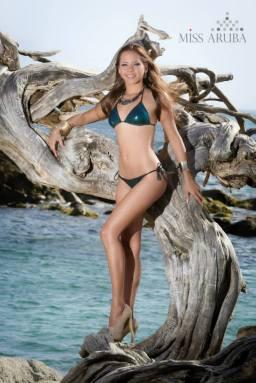 Miss Aruba 2014 - Aranxta