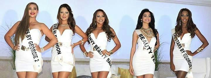 Miss Aruba 2014 - Delegates 02