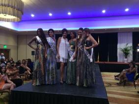 Miss Aruba 2014 - Prelims Gigliola