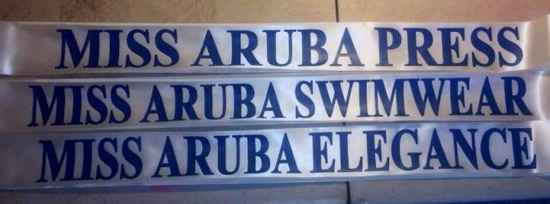 Miss Aruba 2014 - Prelims