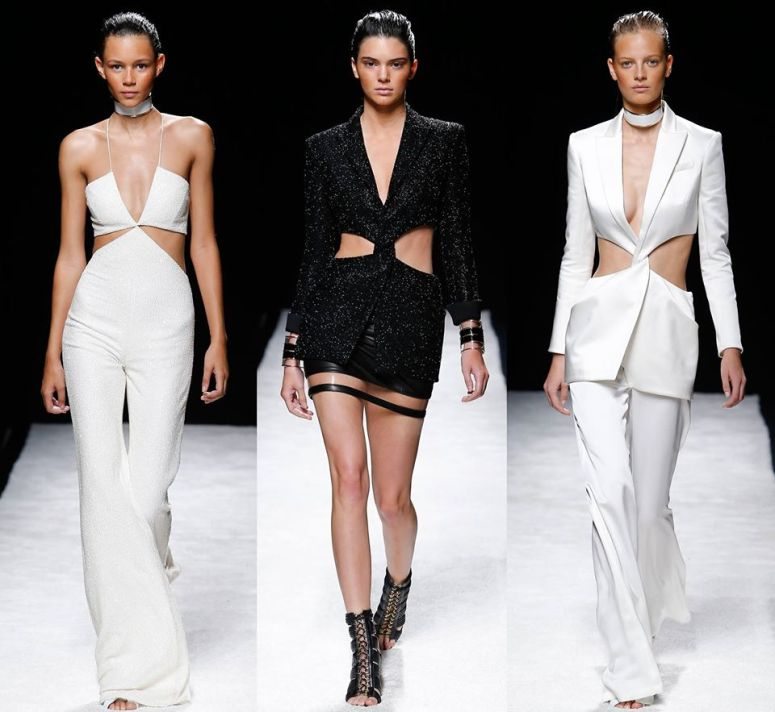 Balmain - 2015 Spring Summer Collection