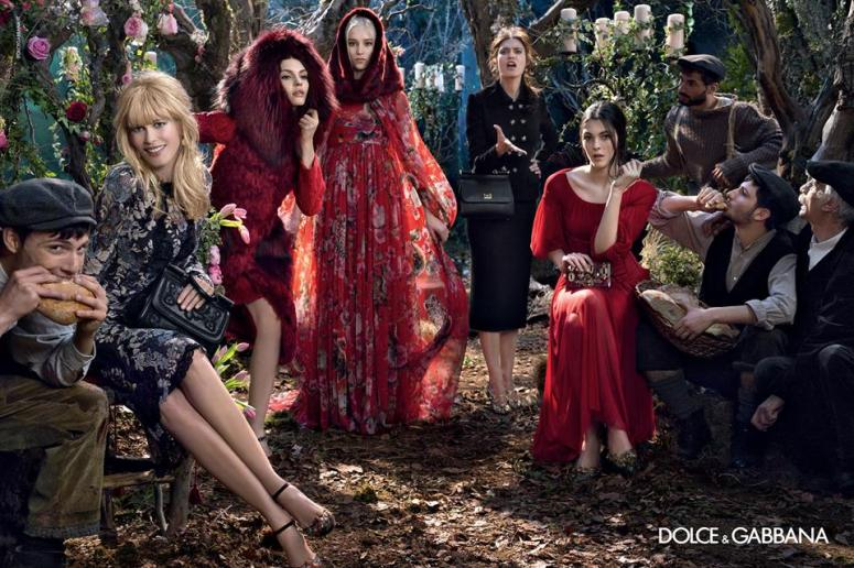 Dolce Gabbana - 2015 Collection Campaign