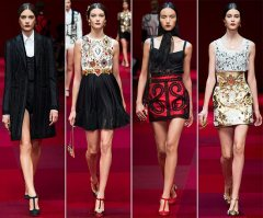 Dolce Gabbana - 2015 Collection MFW 0010