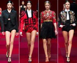 Dolce Gabbana - 2015 Collection MFW 0011