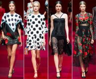 Dolce Gabbana - 2015 Collection MFW 002