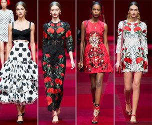 Dolce Gabbana - 2015 Collection MFW 003