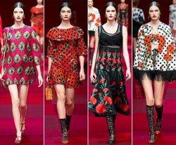Dolce Gabbana - 2015 Collection MFW 004