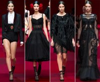 Dolce Gabbana - 2015 Collection MFW 009