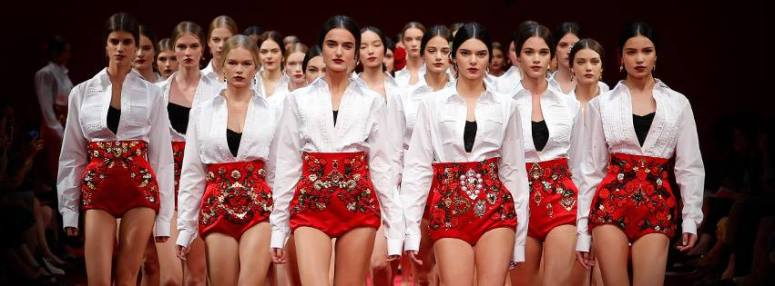 Dolce Gabbana - 2015 Collection MFW
