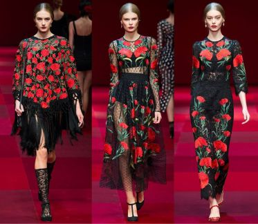 Dolce Gabbana - 2015 Collection