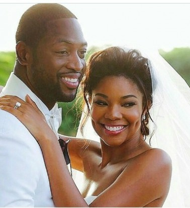 Thewadeunion gabrielle union and dwayne wade officially tied the gabrielle union dwayne wade wedding 03 junglespirit Image collections