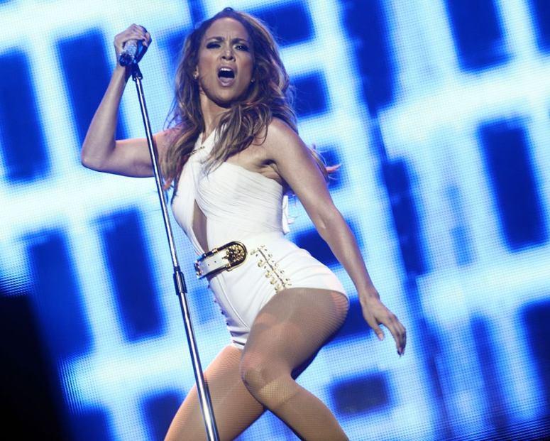 Jennifer Lopez - Singapore