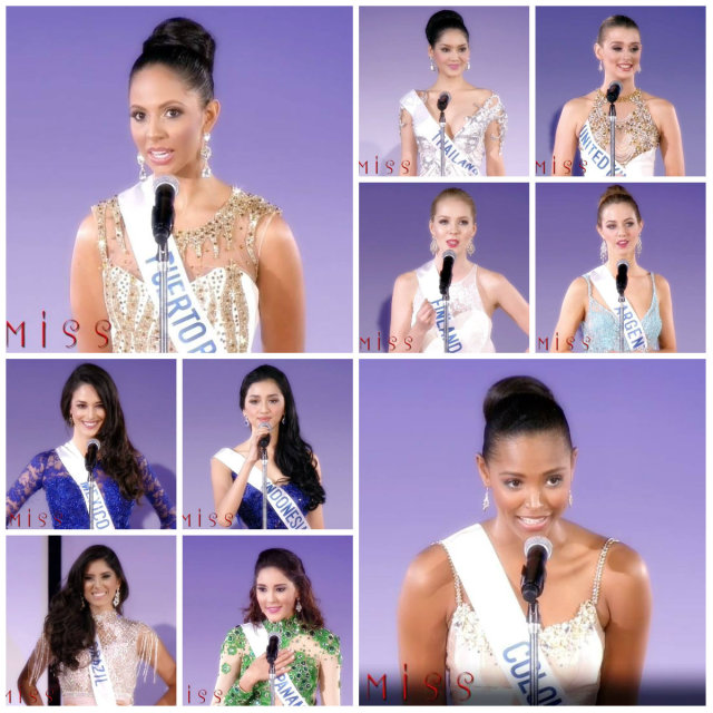 Miss International 2014 -TOP 10