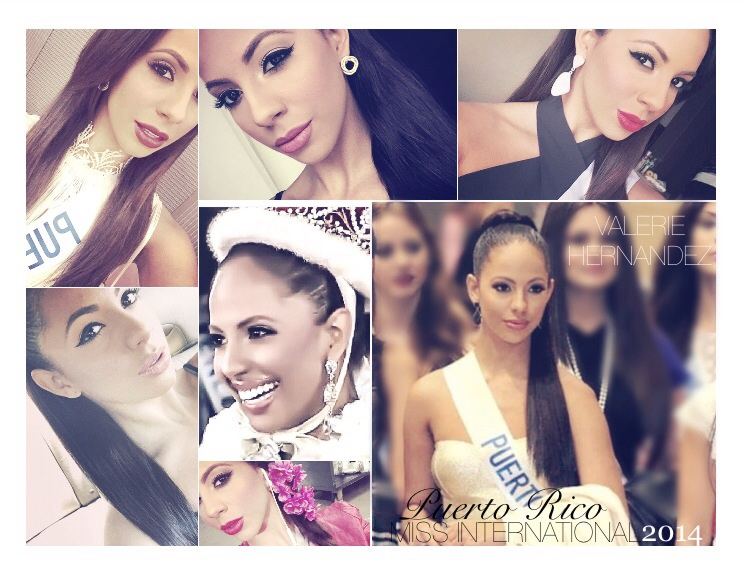 Miss International 2014 - Valerie Hernandez 002