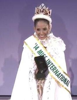 Miss International 2014 - Valerie Hernandez 007
