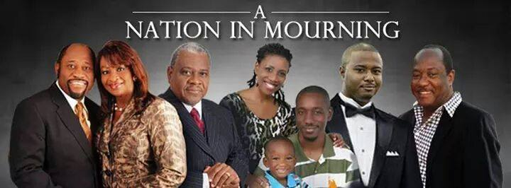 Myles Munroe - Nation Mourn