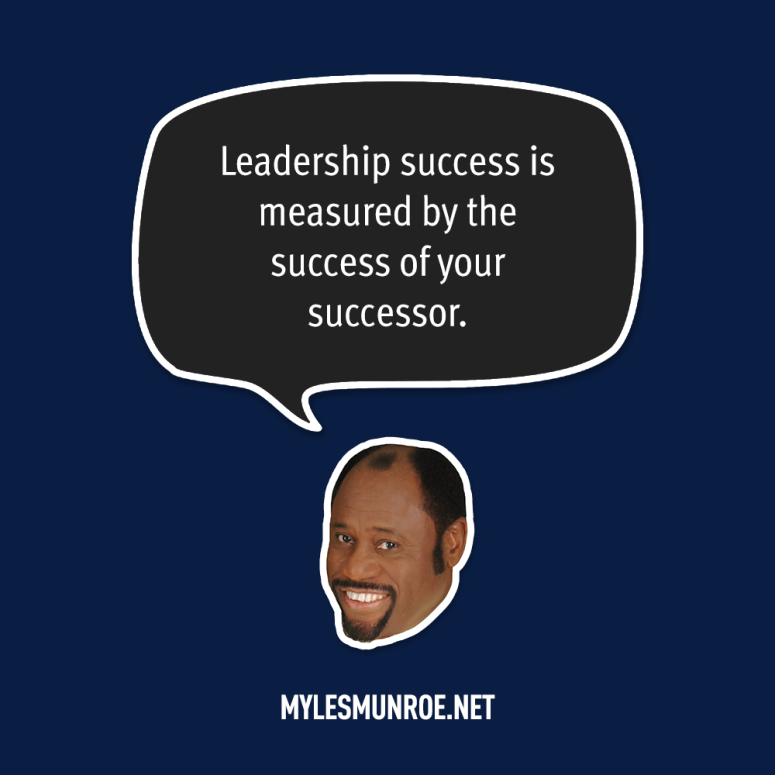 Myles Munroe - Quotes (16)