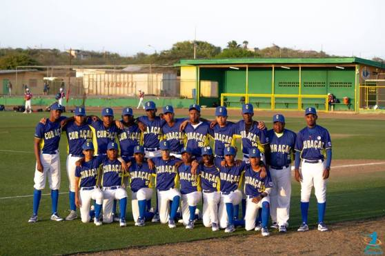 CURACAO SLBWS Senior League Baseball World Series Champions 00