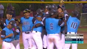CURACAO SLBWS Senior League Baseball World Series Champions 01