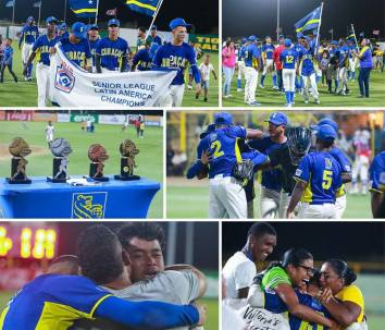 CURACAO SLBWS Senior League Baseball World Series Champions 02