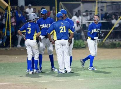 CURACAO SLBWS Senior League Baseball World Series Champions 03