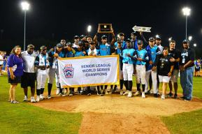 Curaçao 2018 Senior League Baseball World Series Championship