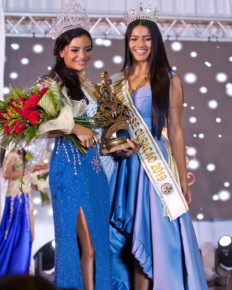 MissUniverse – Kyrsha Attaf taking Curaçao to another level – WENSHOW